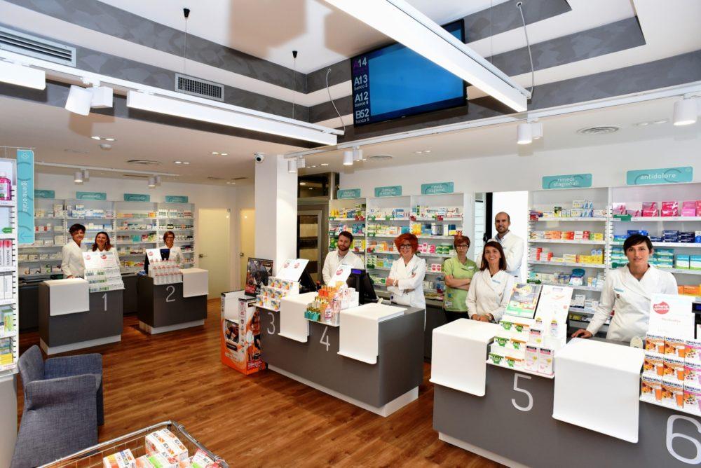 Farmacia San Lorenzo lo staff