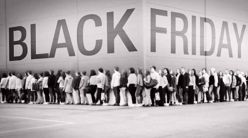 Black Friday: Dagli USA All'italia