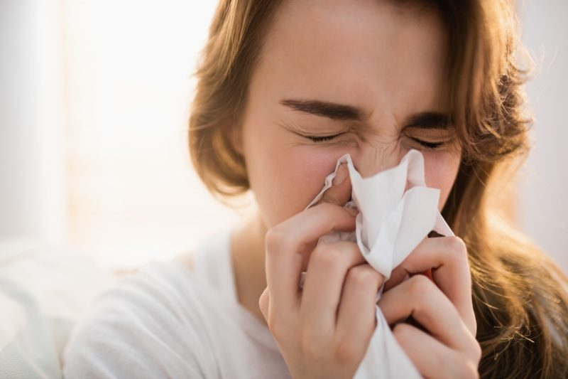 Raffreddore: rimedi naturali