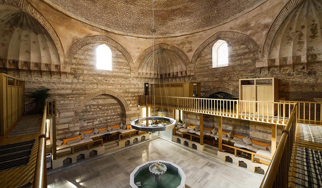 Origini e differenze tra sauna bagno turco e spa riti del