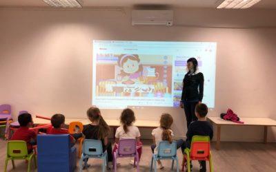 Corso di lingua inglese all'asilo: moda o reale utilità?