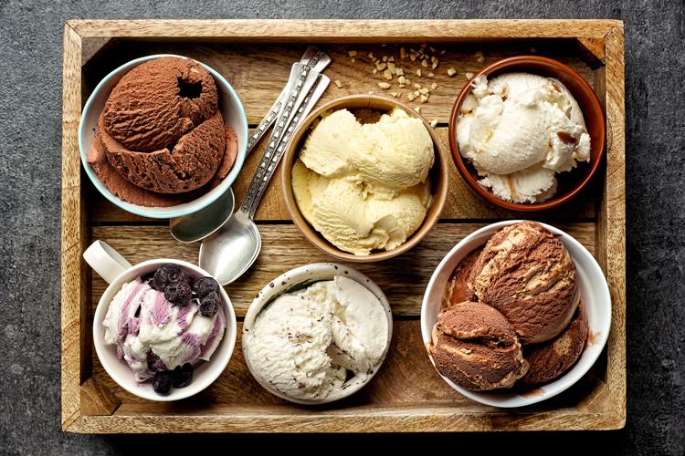 Un buon gelato: benessere per tutti i gusti