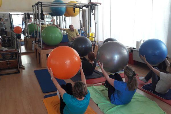 I 10 benefici del Pilates