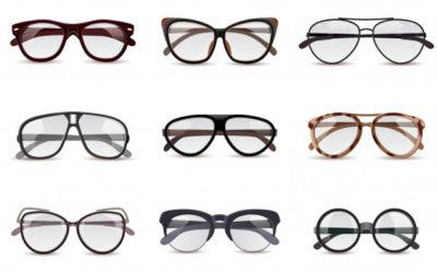 Montatura degli occhiali: scelta estetica e di comfort