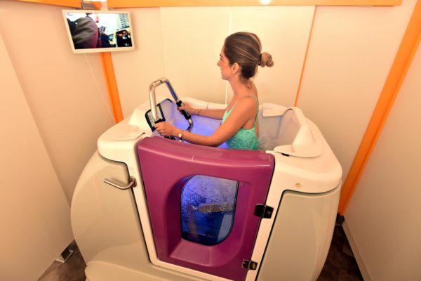 L'estate non è così lontana: prepariamo il nostro corpo con l'acquabiking