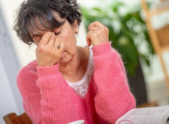 STANCHEZZA INGIUSTIFICATA: LA CAUSA È NELLA DISPERCEZIONE