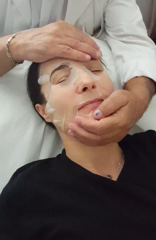 Pranoterapia efficace per l'estetica di viso e corpo